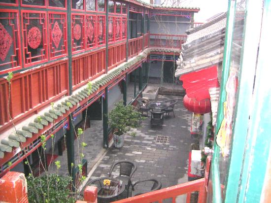 Double Happiness Beijing Courtyard Hotel: The beautiful traditional Chinese courtyards