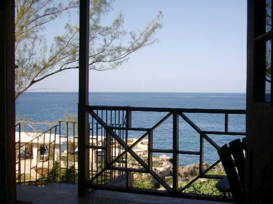 Negril Escape Resort & Spa: Room with a view :)