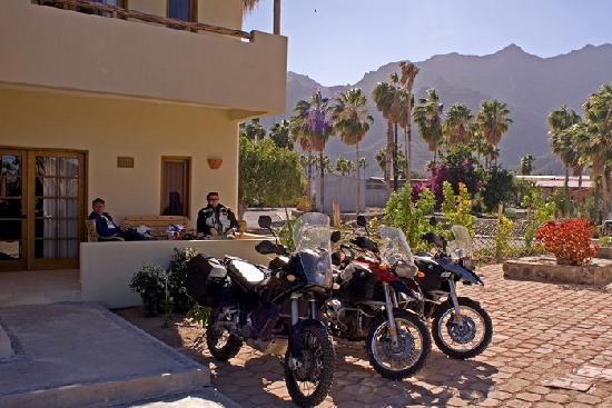 Hotel Tripui: Margarita Time!