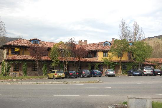 La Pasera: Exterior del hotel