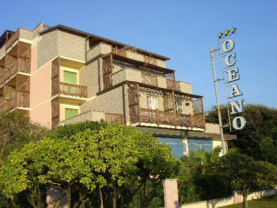 Hotel Oceano: Hotel