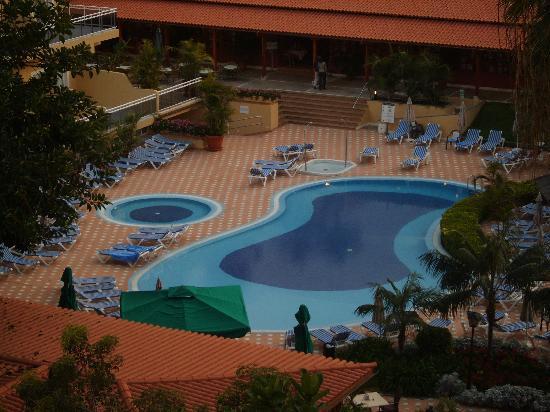 Bahia Principe San Felipe: the pool is not as big as it looks on the internet