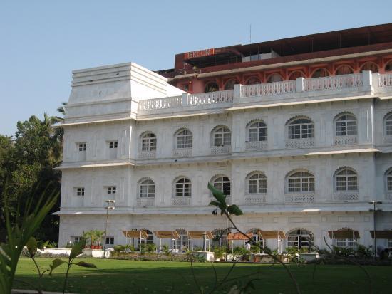 Iskcon, Hare Krishna Complex: guesthouse
