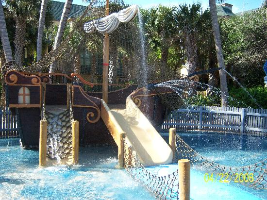 Disney's Vero Beach Resort : Kiddie Pool