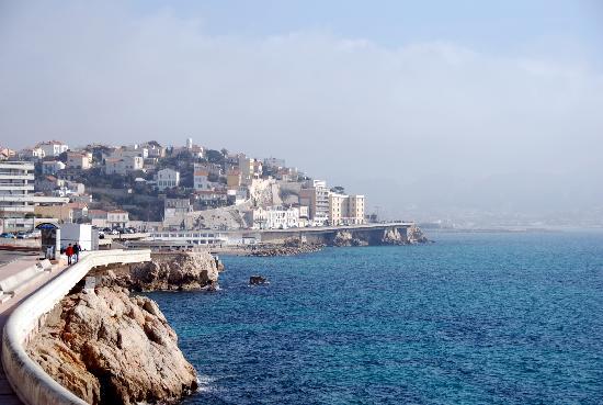 Novotel Marseille Vieux Port : Marseille Seaside