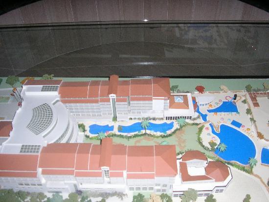 Barut Kemer : Hotel model