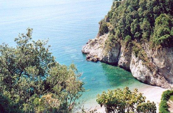 Amalfi, Italien: Vietri