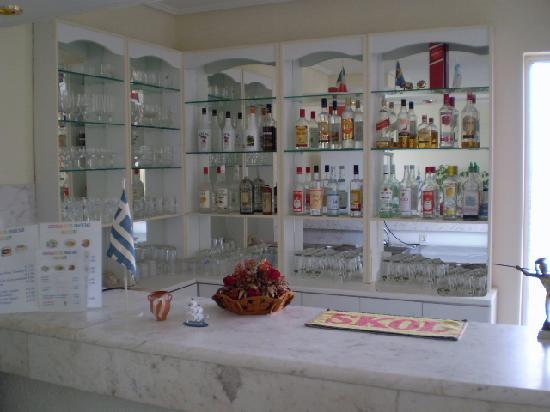 Ξενοδοχείο & Στούντιο Λεωνίδας: Coctail Bar