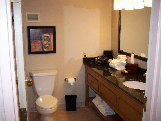 Tucson University Park Hotel: Bathroom