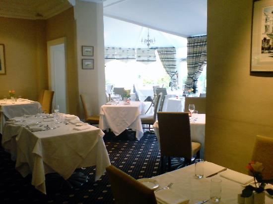 Astley Bank Hotel: Dining room