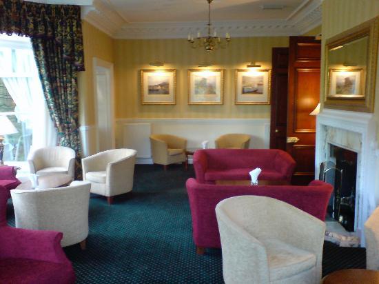 Astley Bank Hotel: Lounge