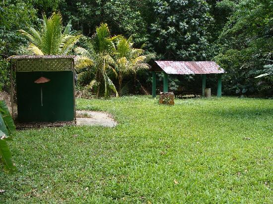 TJ Ranch : camping area