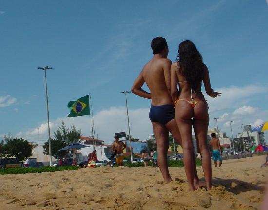 Pousada Marymar: Ahh Brazil..