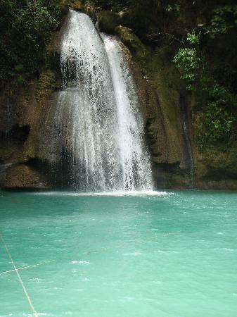 Cabana Beach Club Resort: Kawasan Falls are close by