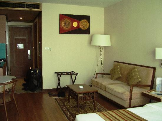 Adelphi Suites Bangkok: Studio