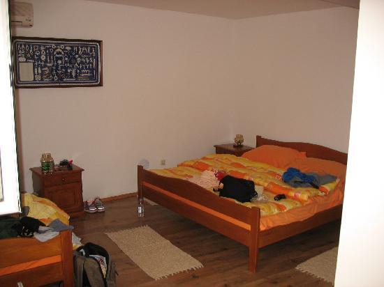 Villa Klaic: Double room with private ensuite