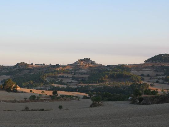 Hotel America: Sunrise west of Igualada