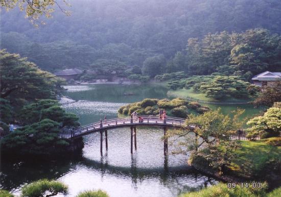 Takamatsu, Japan: Ritsurin Park