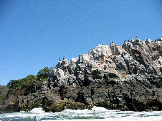 Rincon de Guayabitos, Mexiko: scuba area