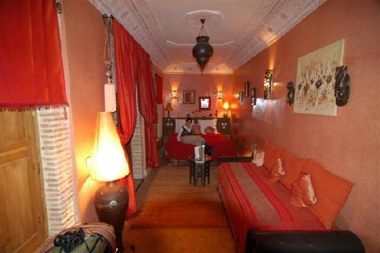 Riad Maipa: Habitación