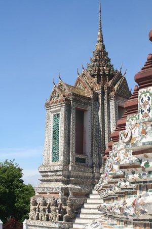 Wat Arun (Tempel der Morgenröte): Wat Arun Temple
