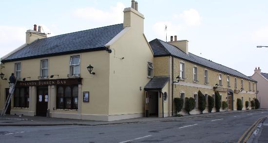 Ireland: co. Clare - Ballyvaughan - Hylands Burren Hotel