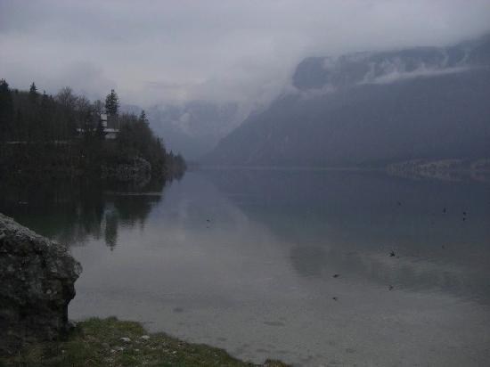 Hotel Kristal: Lake Bohinj