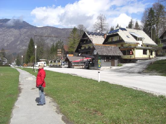Hotel Kristal: Bohinj in the rush hour