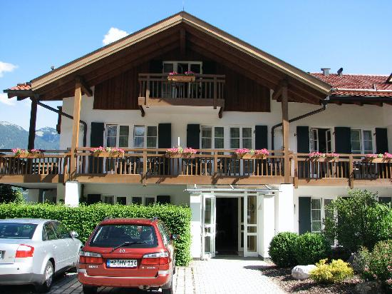 Grainau, Germany: Alpine living