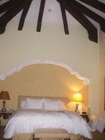 Hotel Vista Real Guatemala: part of my room