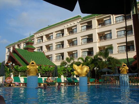 Krabi Heritage Hotel : Hotel