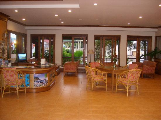 Krabi Heritage Hotel : Lobby