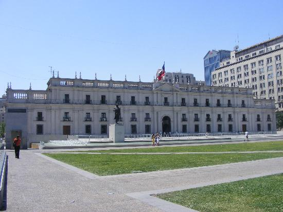 Hotel Diego de Almagro Santiago Centro: Presidential Palace-100 Metres from hotel