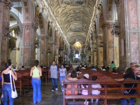 Hotel Diego de Almagro Santiago Centro: Cathedral