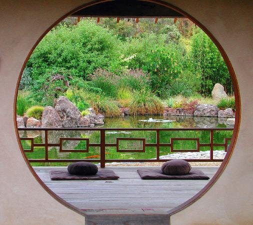 Osmosis Day Spa Sanctuary: Japanese Gardens