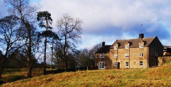 Gratton Grange Farm Bed & Breakfast: front view