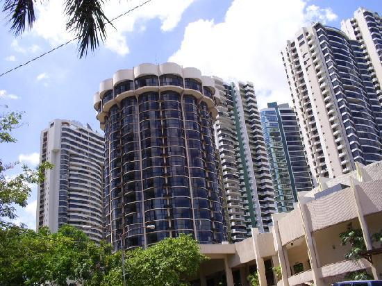 Plaza Paitilla Inn: vista del  hotel