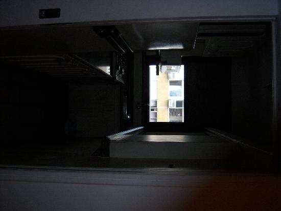 Ipanema Tower: Kitchen