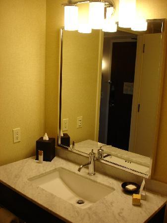 Bathroom Sinks San Antonio bathroom sink - picture of grand hyatt san antonio, san antonio