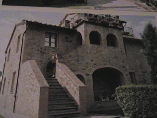 Residence Santa Maria: la partie de la résidence dans laquelle nous avons logé
