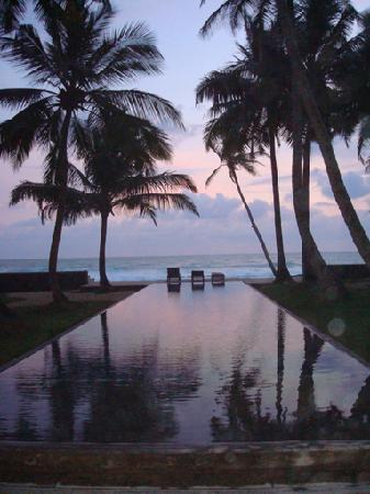 Apa Villa Thalpe : pool