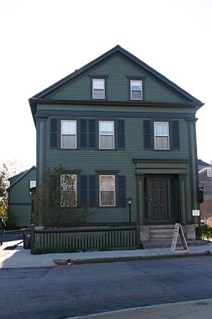 Fall River, MA: Lizzie Borden Bed and Breakfast