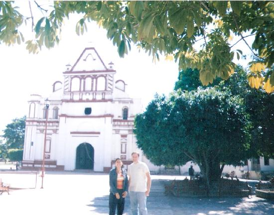Hotel Del Carmen : good place to say a prayer(Corzo)