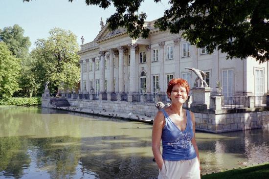 Lazienki Palace (Palac Lazienkowski) : Part of Palace