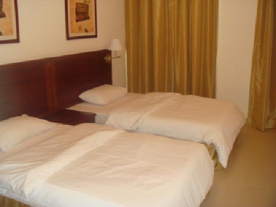 Dunes Hotel Apartments Barsha : 2nd room