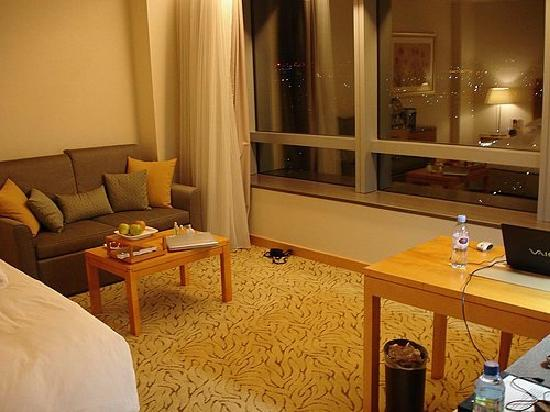 Windsor Hotel Taichung: Room