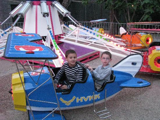 Voyage Sorgun: The Emuzment Park