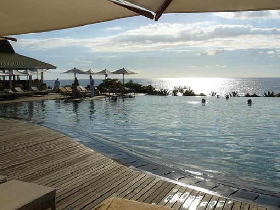 Club Med La Plantation d'Albion: Piscine Zen