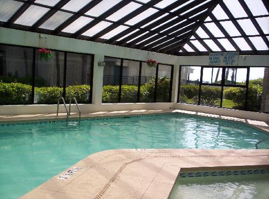 Indoor Pool Picture Of Carolina Winds Myrtle Beach Tripadvisor