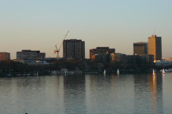 463 Beacon Street Guest House: charles river